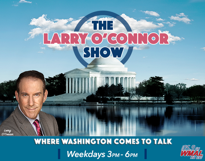 Larry O'Connor Show logo