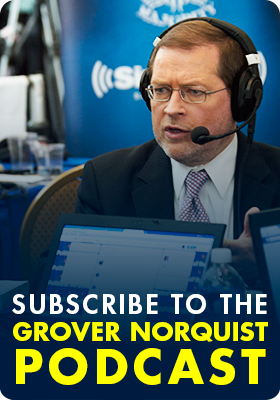 Grover Norquist Podcast