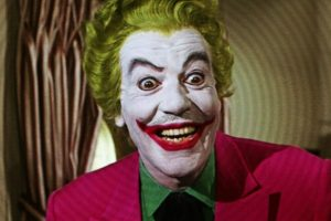 The Joker , played by Cesar Romero
