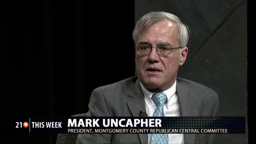 Mark Uncapher, President, Montgomery County Republican Club
