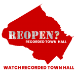 Recorded -Reopen Montgomery County Town hall
