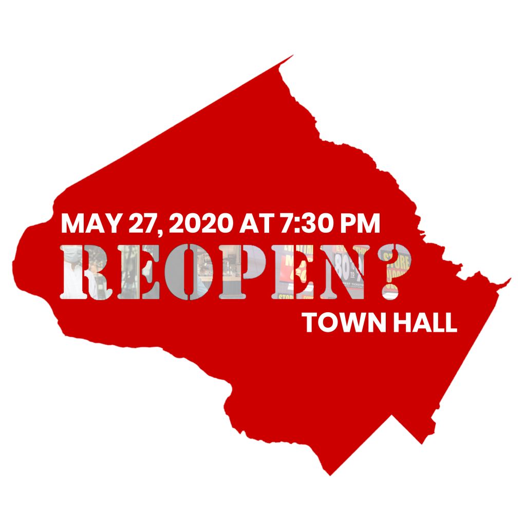 Reopen Montgomery County Town hall