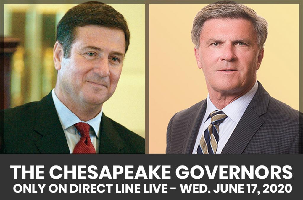 Governor Bob Ehrlich & Governor George Allen