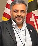 Dwight Patel, Board member Montgomery County Republican Club
