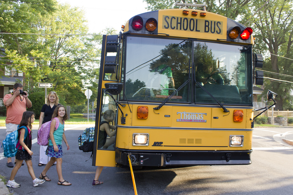 First-day-of-school-by-woodleywonderworks-with-Flickr