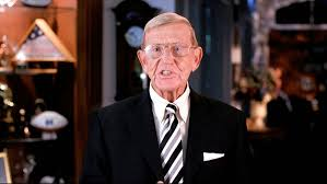 Lou Holtz's speech at the Republican National Convention