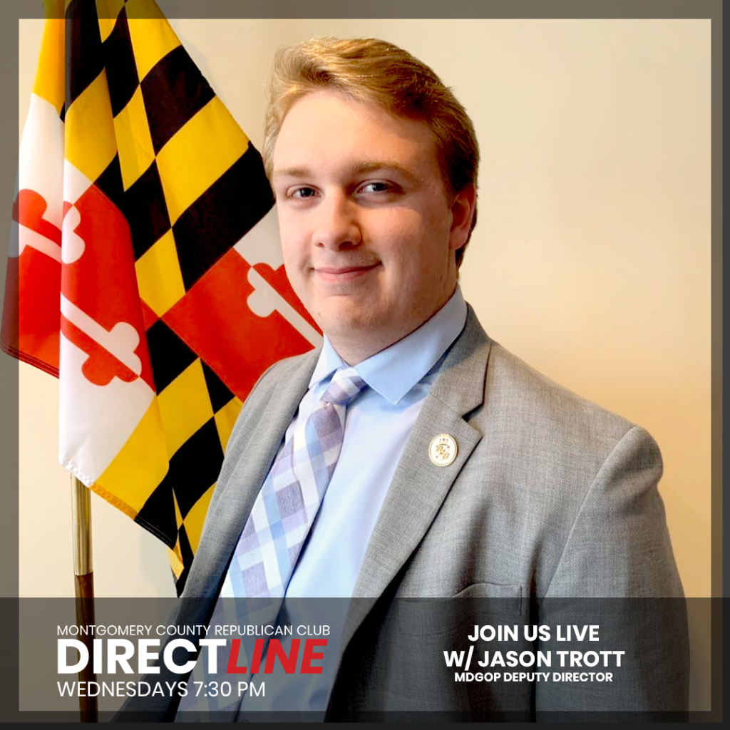 Jason Trott, Deputy Director, Maryland Republican Party