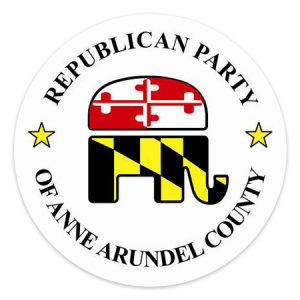 Republican State Central Committee of Anne Arundel County logo