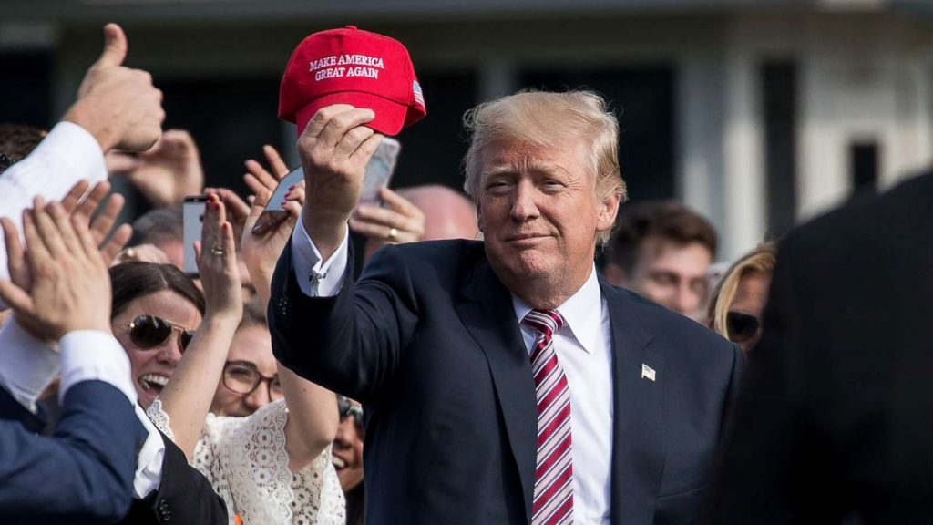 Average Americans May Not Wear MAGA Hats, But It's Clear How They'll Vote