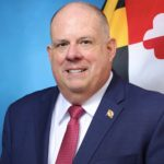 Maryland Governor Larry Hogan