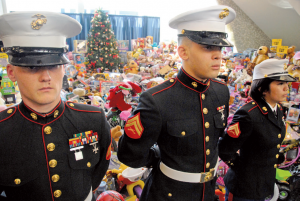THE ANNUAL REPUBLICAN TOYS FOR TOTS COLLECTION
