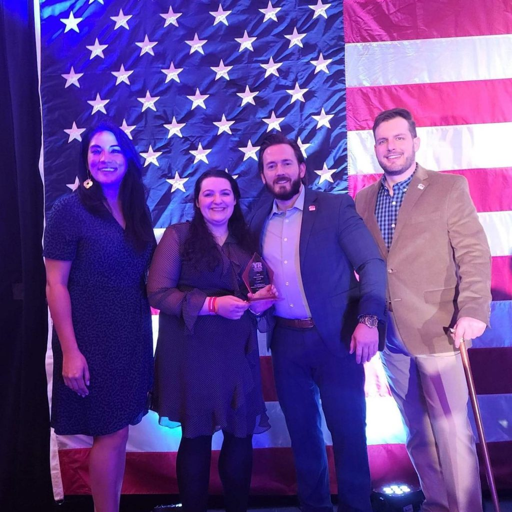 Maryland Young Republicans Win YRNF 2019 Most Outstanding Event of the Year