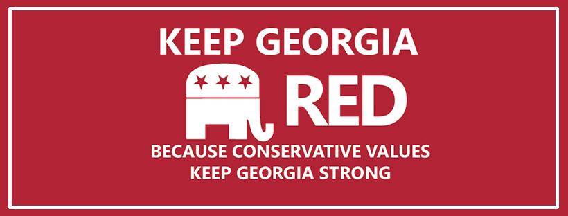 Keep Georgia Red