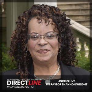 Direct Line Guest - Pastor Shannon Wright