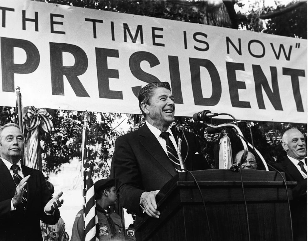 why Ronald Reagan is still the king for US Republicans