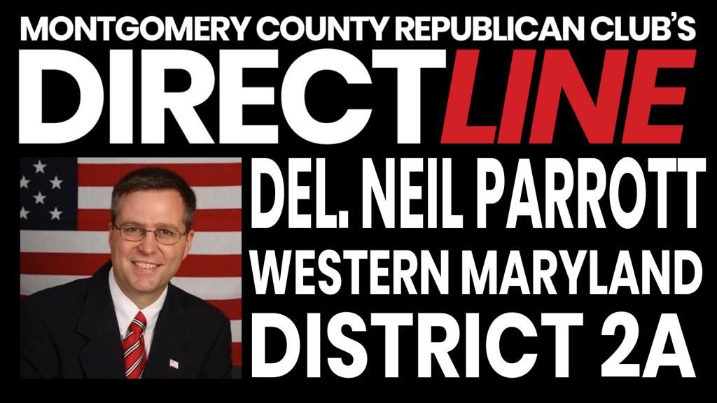 NEIL C. PARROTT Republican, District 2A,