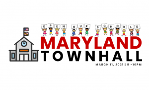 Open School s Maryland Townhall
