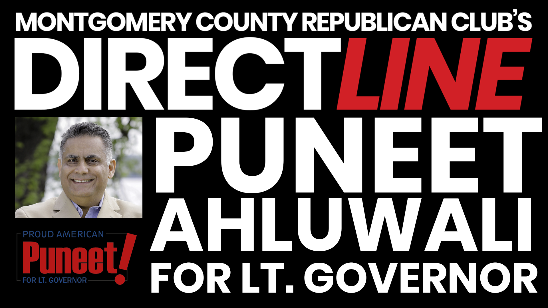 PUNEET FOR VA