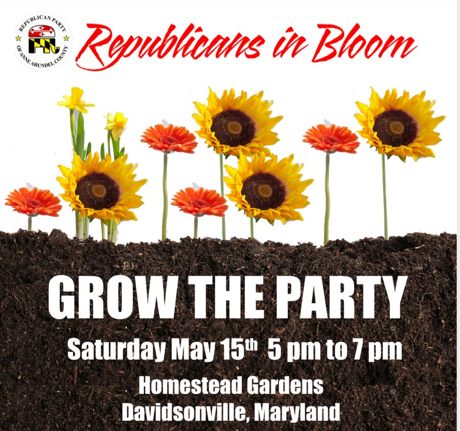 Republicans in Bloom Spring Fundraiser